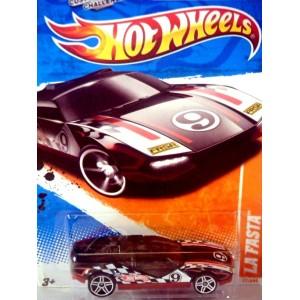 Hot Wheels Custom DeTomaso Pantera - La Fasta