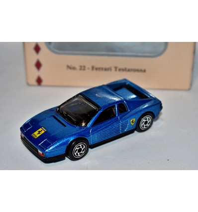 Matchbox Collectors Choice Ferrari Testarossa