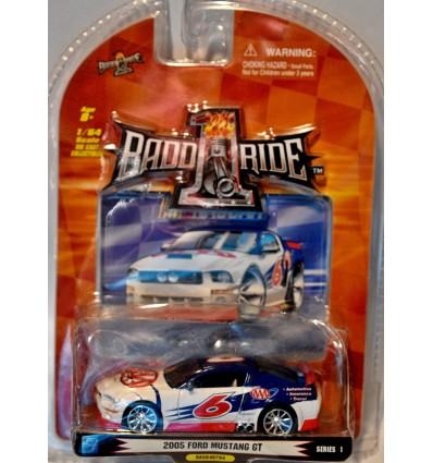 1 Badd Ride NASCAR Series - Mark Martin AAA 2005 Ford Mustang GT