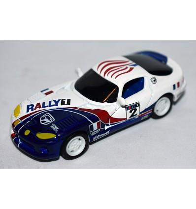 Racing Champions - Street Wheels - Dodge Viper GTS