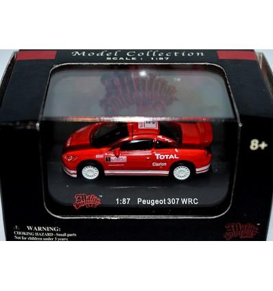 Malibu International - Peugeot 307 WRC