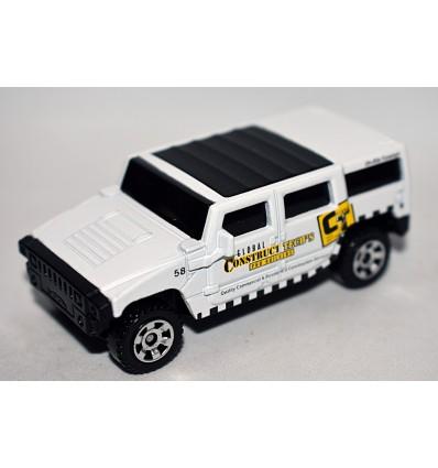 Matchbox Hummer H2 Construction Truck