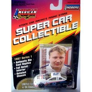 Lindberg NASCAR American Racing Series - Roger Blackstock Kracken Dodge