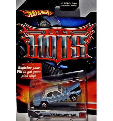 Hot Wheels Ultra 1965 Ford Mustang Coupe