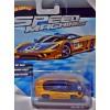 Hot Wheels Speed Machine Series - Sallen S7 Supercar