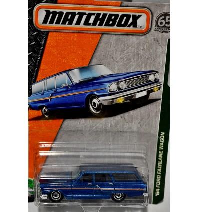 Matchbox 1964 Ford Fairlane Station Wagon