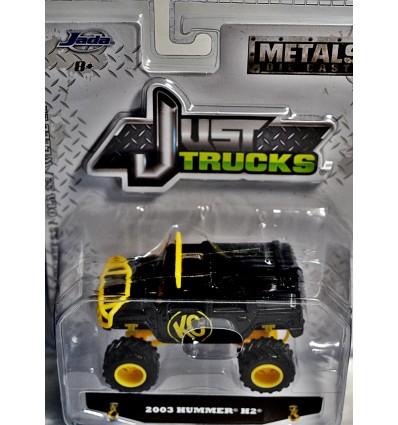 Jada - Just Trucks - KC Lights Hummer H2
