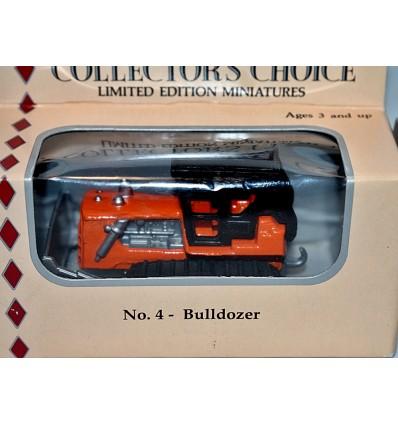 Matchbox Collectors Choice Bulldozer