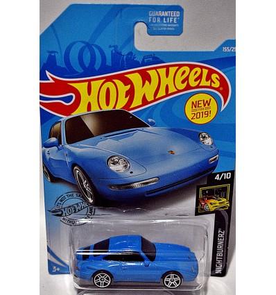 Hot Wheels - 1996 Porsche Carrera
