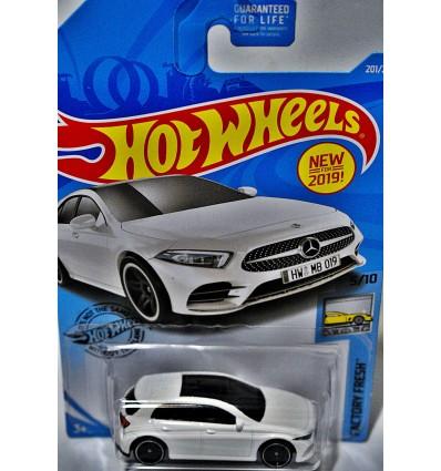 Hot Wheels - Mercedes-Benz A-Class