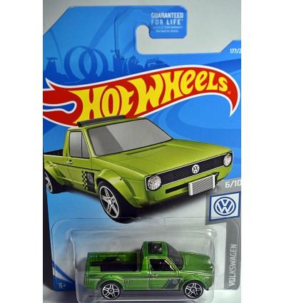 Hot Wheels - Volkswagon Caddy Pickup Truck