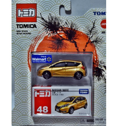 Tomica - Nissan Note