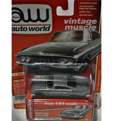 Auto World - Vintage Muscle Series - 1961 Dodge Dart Phoenix