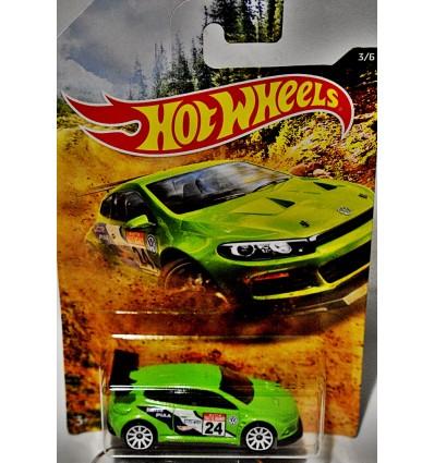 Hot Wheels Rallye Series - Volkswagen Scirocco GT24