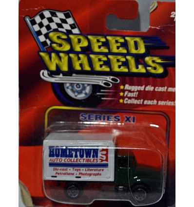 Maisto Speed Wheels - International Box Truck - Hometown Auto Collectibles