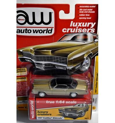 Auto World - 1967 Cadillac Eldorado
