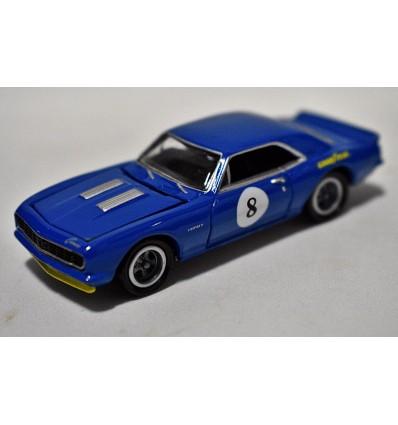 Johnny Lightning 1967 Chevrolet Camaro SCCA Race Car