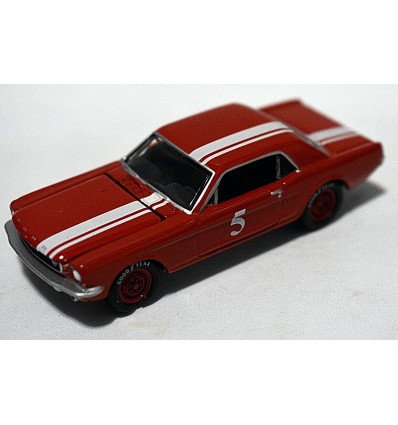 Johnny Lightning 1965 Ford Mustang SCCA Race Car
