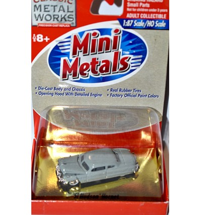 Classic Metal Works Mini Metals - HO Scale -Hudson Hornet