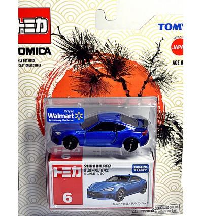 Tomica - Subaru BRZ