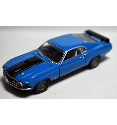 M2 Machines 1970 Ford Mustang Mach 1 351 Cleveland