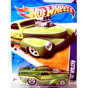 Hot Wheels 41 Willys NHRA Race Car