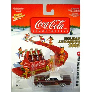 Johnny Lightning 2005 Holiday Automents - 1961 Lincoln Continental
