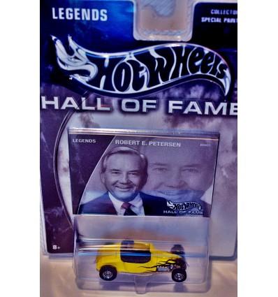 Hot Wheels Hall of Fame Series - Legends - Robert E Peterson