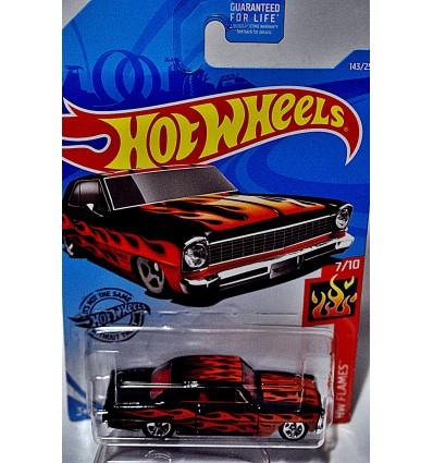 Hot Wheels 1966 Chevrolet Nova SS