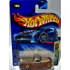 Hot Wheels Treasure Hunt - Super Smooth Hot Rod Pickup Truck