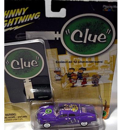 Johnny Lightning - Clue - Tucker Torpedo