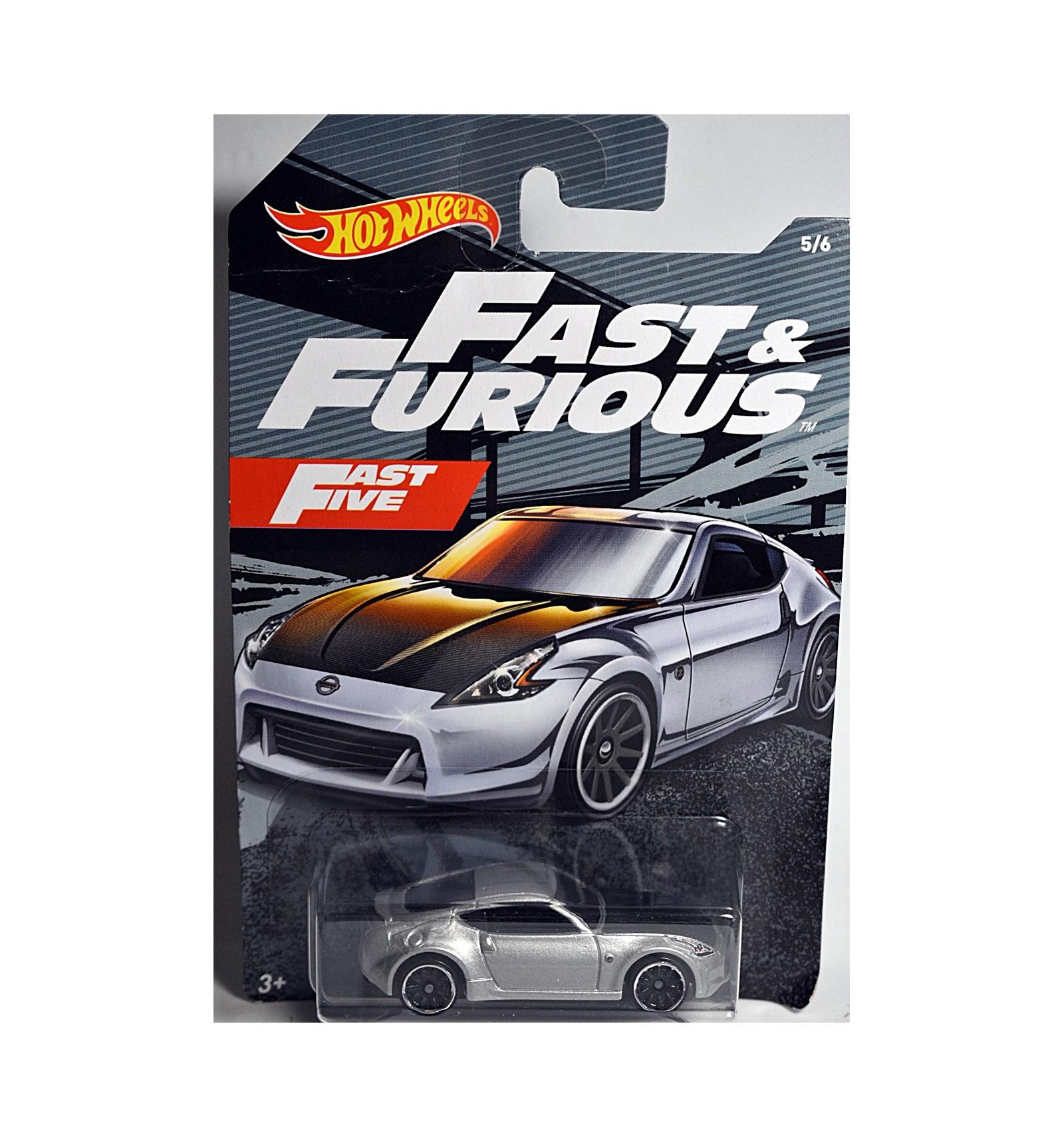 Hot Wheels Fast Furious Nissan Nissan 350z