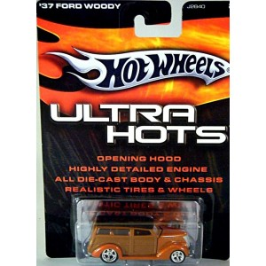 Hot Wheels Ultra 1937 Ford Woody Station Wagon