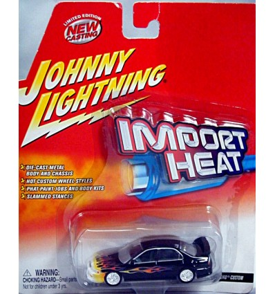 Johnny Lightning Import Heat - Honda Accord Custom