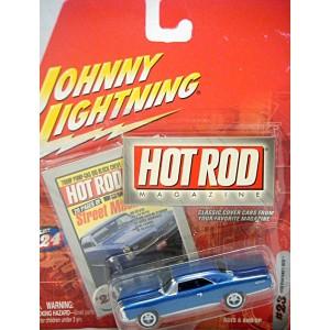 Johnny Lightning - Hot Rod Magazine - 1967 Pontiac GTO