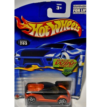 Hot Wheels - Honda Hot Wheels - Honda Spocket