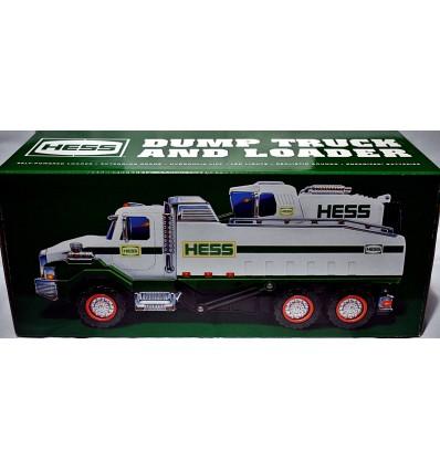 Hess 2017 - Dump Truck and Loader