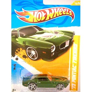 Hot Wheels - 1973 Pontiac Firebird Trans Am