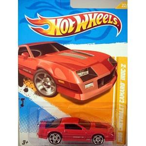 Hot Wheels - 1985 Chevrolet IROC Camaro