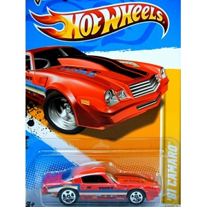 Hot Wheels - 1981 Chevrolet Camaro