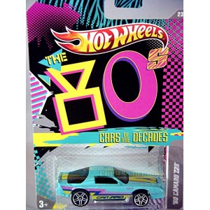Hot Wheels Cars of the Decades - 1980's Chevrolet Camaro Z-28 - Error