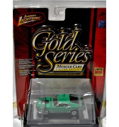 Johnny Lightning Gold Series Ford Mustang Boss 429