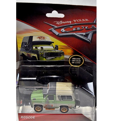 Disney CARS - Roscoe - Chevrolet Pickup Truck
