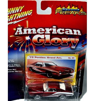 Johnny Lightning SF American Glory 1973 Pontiac Grand Am