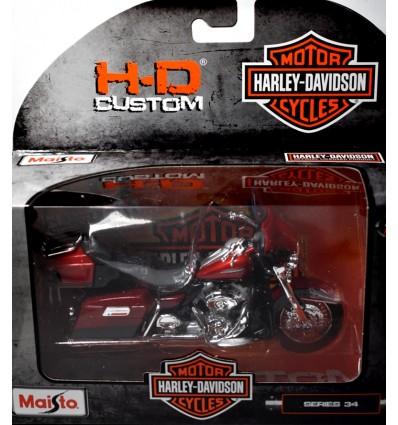 Maisto Harley Davidson Series 34 - 2013 FLHTK Electra Glide Ultra Limited