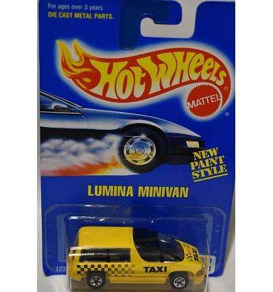 Hot Wheels - Chevrolet Lumina Taxi Cab