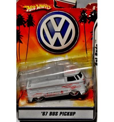 Hot Wheels 1967 Volkswagen Bus Pickup