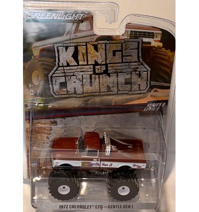 Greenlight - Kings of Krunch - 1972 Chevrolet C-20 Gentle Ben