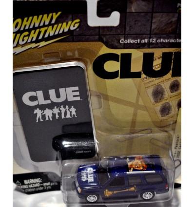 Johnny Lightning - Clue - Cadillac Escalade SUV