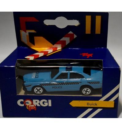 Corgi Juniors - NYPD Buick Regal Police Car